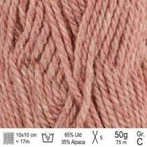 Drops Nepal garn 8912 blush mix