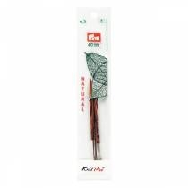 Knitpro Natural kabelpind 4.5 mm, kort