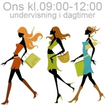 Undervisning ons 9-12:00 LU