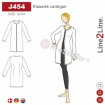 Klassisk cardigan