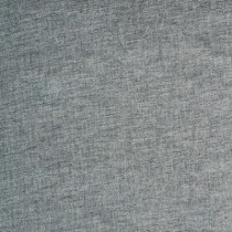 Chambray cotton mousseline, blå meleret