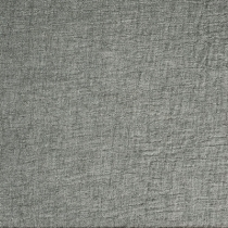 Chambray cotton mousseline, sort meleret