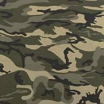 Isoli med camouflage, army