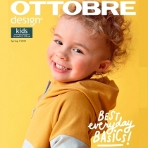 Ottobre blad 1/2021 Kids fashion